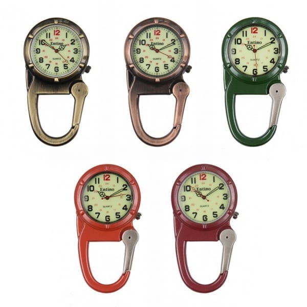 Photo of Entino Coloured Belt Fob Watches