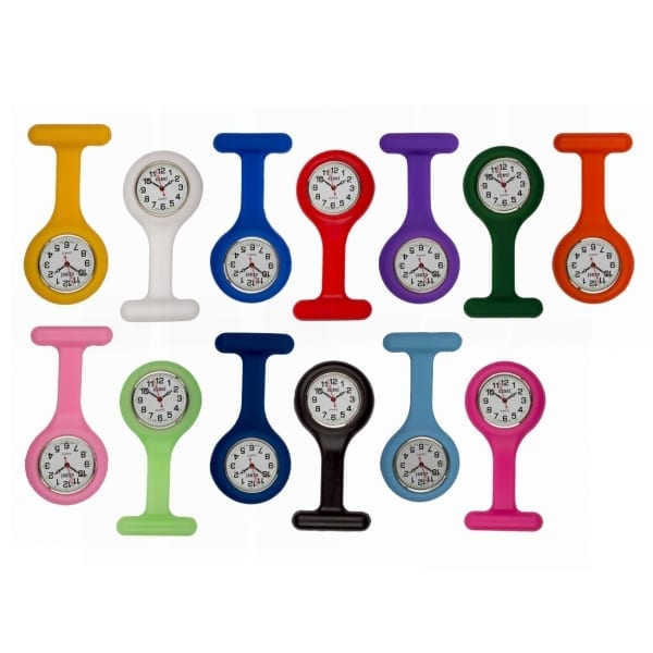 Photo of Round Face Nurses Fob Watches
