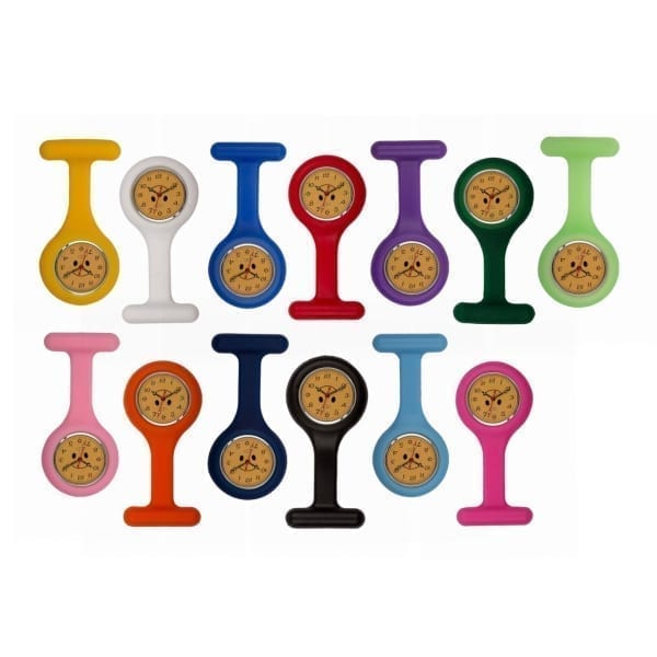 Photo of Smiley face nurses fob watches