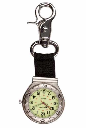 Photo of a designer style Belt / Sports Fob Watches with webbed strap